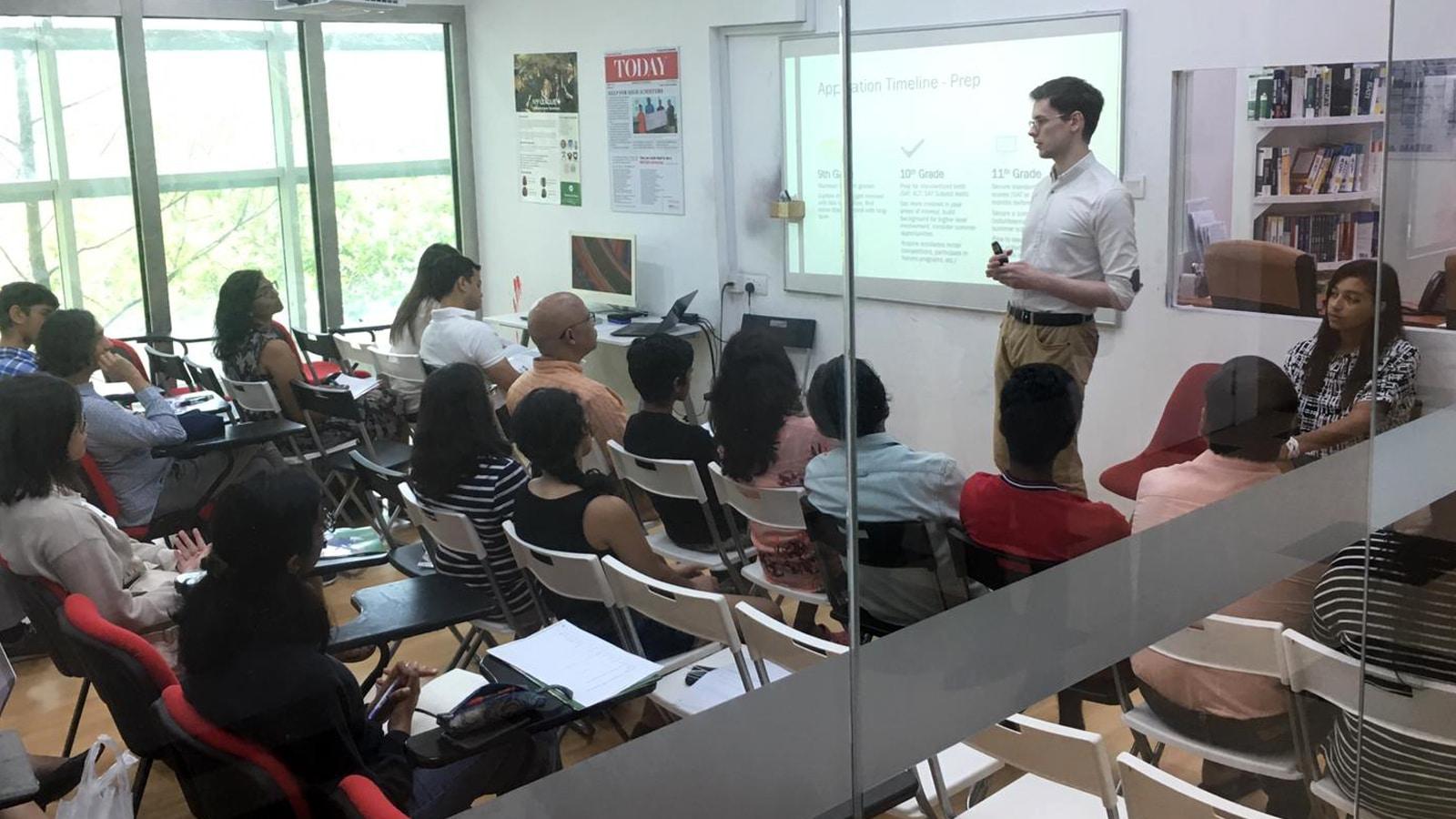 Ivy League Seminar 03