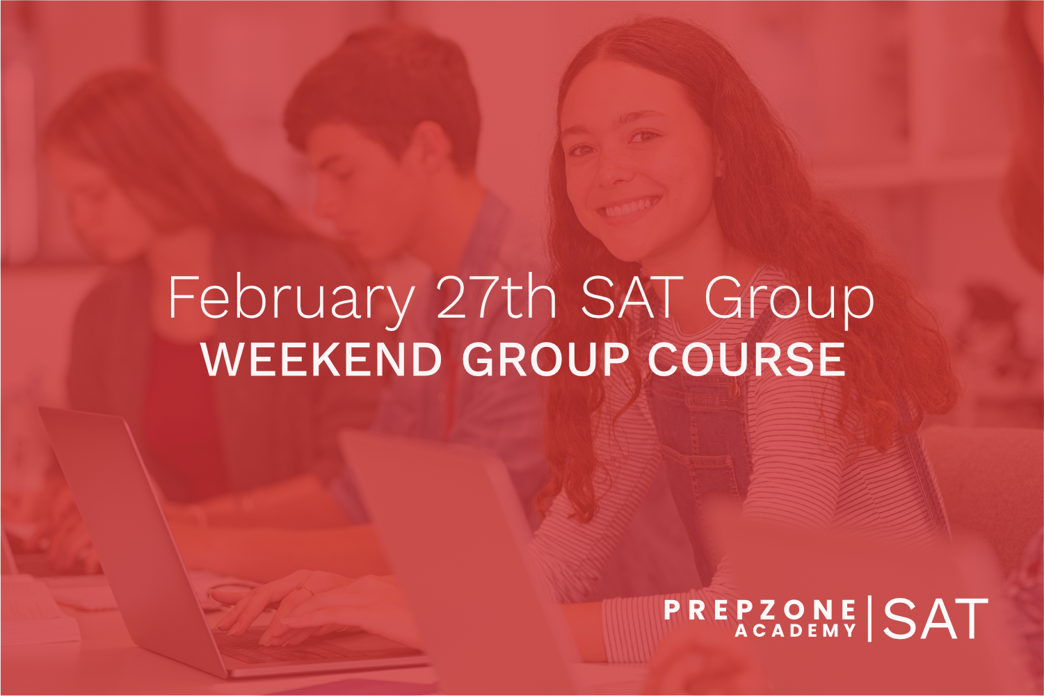 SAT Weekend Group Course Schedule – February 27th, 2021